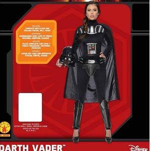 Women's Star Wars Darth Vader Halloween Costume